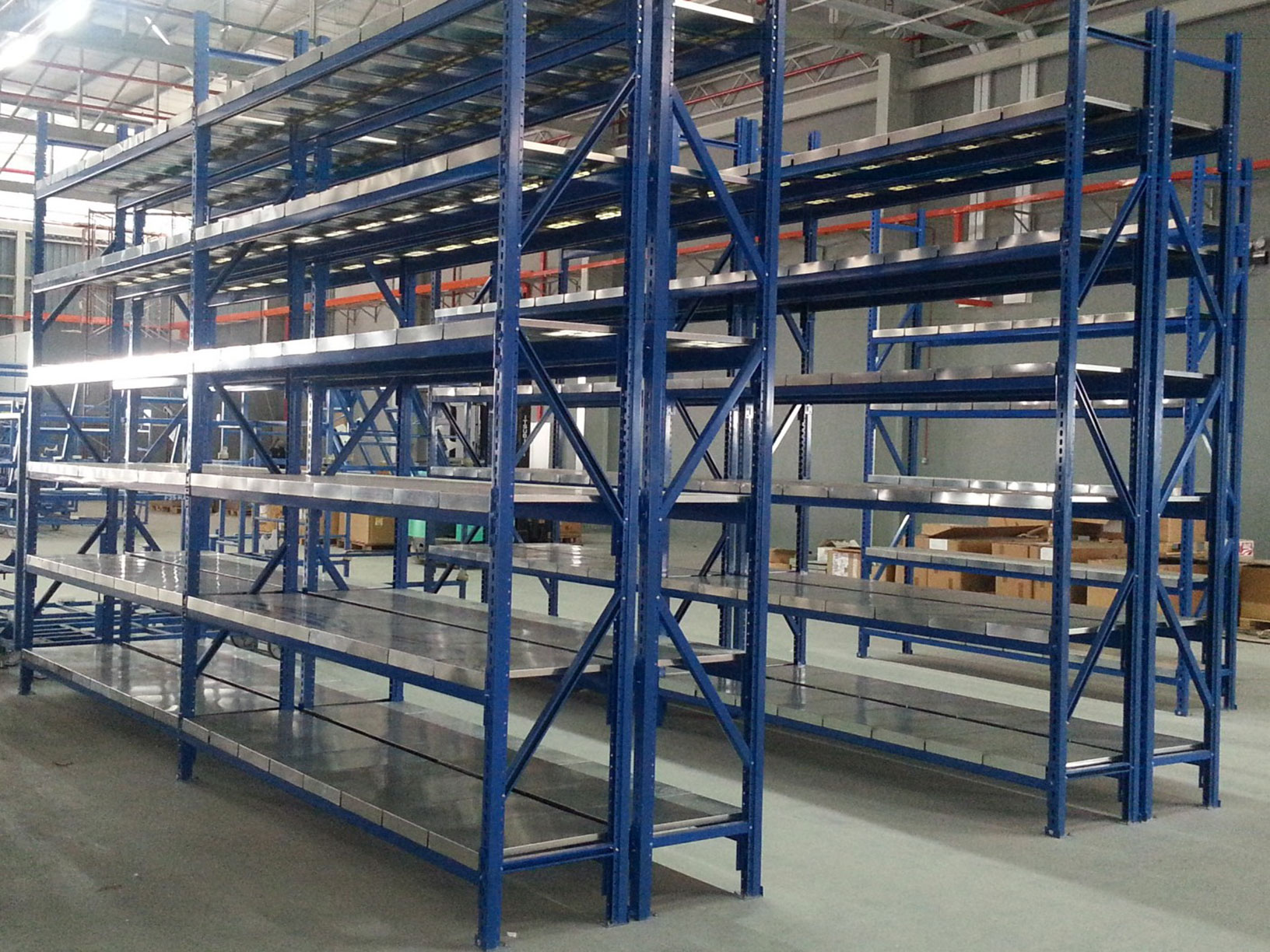 rack heavy duty shelving angle racks slotted racking pallet storage industrial